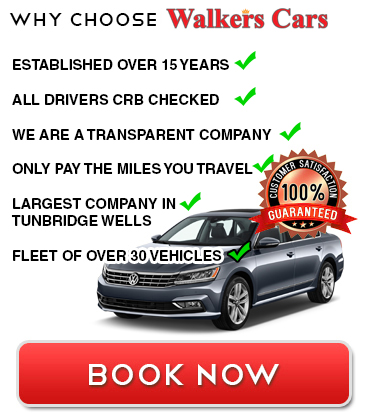 Airport Taxi From Penshurst To Luton Airport